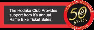 The Hodaka Club Supports Us!